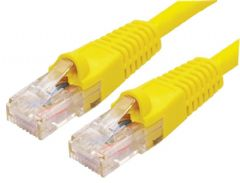 PRO SIGNAL B6LZ-602Y  Lead Cat 6 Snagless Lsoh Yellow 2M